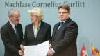 Einigung in Berlin: Die Gurlitt-Sammlung kommt nach Bern.