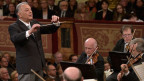 Dirigent Zubi Mehta.