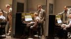 Szene aus dem Stück «Piano Forte».