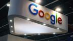 Firmenzeichen von Google.