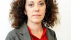 Porträt der Schriftstellerin Gila Lustiger.
