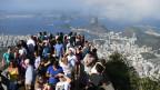Neugierige Touristen finden sich in allen Ecken der Welt.