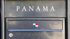 Ein Briefkasten mit der Aufschrift «Panama»