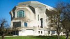 Foto des Goetheanum in Dornach