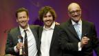 Audio «Balz Bachmann in Locarno für beste Filmmusik ausgezeichnet» abspielen.