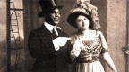 Mann und Frau, Porträt.