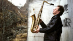 Der Saxophonist Karl Seglem.