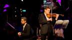 Sebastian Bohrer an der Geige und José Gallardo am Piano.
