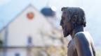 Statue von Niklaus von Flüe