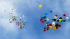 Helium ist leichter als Luft und nimmt Musikern die Kontrolle.