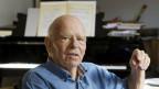 Der Komponist Jürg Wyttenbach