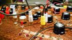 Symbolbild: Selbstgebauter Synthesizer