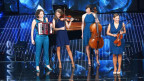 Das Quartett «Salut Salon» am Festival San Remo