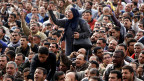 Demonstration auf dem Tahrir-Platz am 1.2.2011.