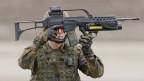 Was geht in Soldaten und Scharfschützen vor, wenn sie auf Menschen schiessen?