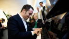 Igor Levit am Piano
