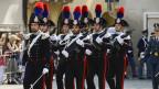 Carabinieri in Rom