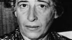 Portrait von Hannah Arendt