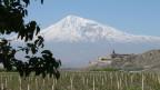 Klöster im Gebirgsland Armeniens.