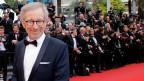 Welche Filme wird die Cannes-Jury Steven Spielberg (Bild) auszeichnen?