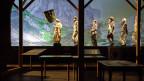 Das Fähnlein der sieben Aufrechten am Theater Basel, Regie: Niklaus Helbling.