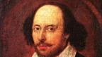 Porträt von William Shakespeare um 1610.