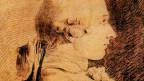Der Marquis de Sade im Porträt.
