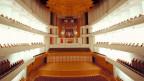 Aufnahme des Konzertsaals im KKL