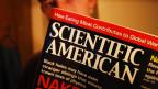 Ein amerikanisches Wissenschaftsmagazin.