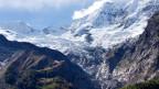 Schmelzende Gletscher verursachen Lärm.