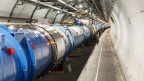 Er wird wieder gestartet: der LHC-Teilchenbeschleuniger.