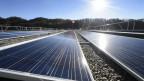 Ein neues Entwicklungsziel der Uno: Fortschritte bei erneuerbaren Energien.