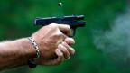 USA ohne Wissen über die Auswirkungen von Waffengewalt.
