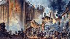 Sturm auf die Bastille, 1789.