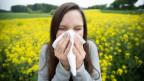 Allergien plagen Menschen