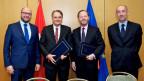 Das Zusatzprotokoll zur Personenfreizügigkeit mit Kroatien ist besiegelt.