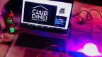 Die Party findet in Zukunft am Laptop statt