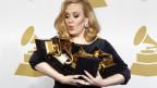 Die britische Pop-Sängerin Adele - Die grosse Abräumerin bei den Grammy Awards