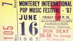 Das Monterey Pop Festival war der Mega-Event während des «Summer Of Love» 1967. Es traten u.a. Jimi Hendrix, Janis Joplin, Otis Redding, The Who, Jefferson Airplane auf.