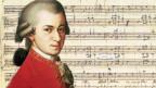 Bereits als Kind komponierte das Musikgenie Mozart seine ersten Werke.