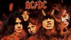 Das Plattencover der australischen Pressung des Rock-Klassikers «Highway To Hell».