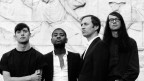 Algiers: Ryan Mahan, Franklin James Fisher, Lee Tesche und Matt Tong (v.l.)