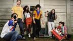 Audio «The Go! Team: Fenster auf und Licht rein» abspielen.