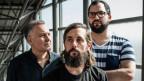 Die drei von der Tankstelle tuns wieder live: Sounds! DJ-Team.