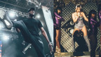 Moshpits und Pop-Hits ohne Ende: Stormzy (l.) und Cardi B am Openair Frauenfeld 2019