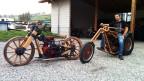 Audio «Diese Custom Bikes sind crazy: «Leise ist Scheisse!»» abspielen.