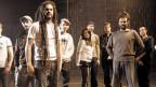 Reggae-Band aus Neuenburg: die Moonraisers