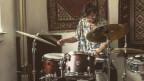 Melodiesinfonie hinter dem Schlagzeug