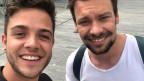 Audio «Luca Hänni: «Ich verbringe im Moment viel Zeit im Studio»» abspielen.
