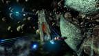Bei «X Rebirth» kämpft man nicht nur gegen Raumschiffe, sondern auch gegen Computerpannen